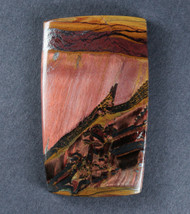 Dramatic Marra Mamba  Cabochon - Rare Copper Red  #17170