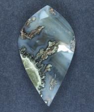 Amazing Priday Plume Agate Designer Cabochon  #17177