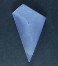 Bright Malawi Blue Chalcedony Designer Cabochon  #17441