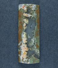 Amazing Priday Plume Agate Designer Cabochon  #17492