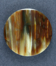 Dramatic Oregon Petrified Wood Designer Cabochon  #17545