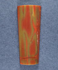 Colorful Arizona Rainbow Wood Designer Cabochon  #17560