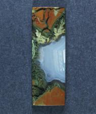 Amazing Priday Plume Agate Designer Cabochon  #17659