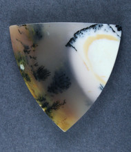 Gorgeous Amethyst Sage Dendritic Agate Cabochon  #17668
