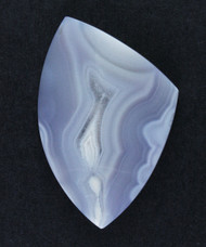 Gorgeous Indonesian Purple Banded Agate Cabochon  #17800