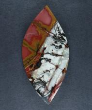 Colorful Cherry Creek Jasper Designer Cabochon  #17843