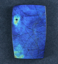 Fantastic Finnish Spectrolite Cabochon - Great Colors  #17891