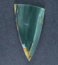 Beautiful Blue Mountain Jasper Designer Cabochon  #17897