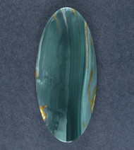 Beautiful Blue Mountain Jasper Designer Cabochon  #17917