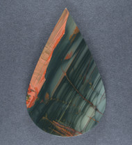 Outstanding Blue Mountain Jasper Designer Cabochon  #17923