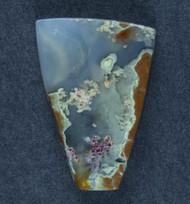 Amazing Priday Plume Agate Designer Cabochon  #17961