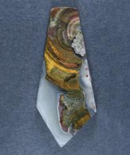 Laguna Sagenite Agate Designer Cabochon   #17977