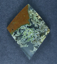 Amazing Priday Plume Agate Designer Cabochon  #17992