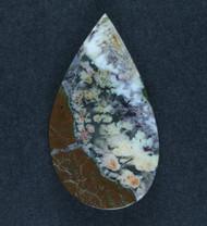 Amazing Priday Plume Agate Designer Cabochon  #18010