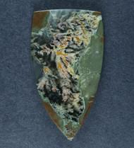 Amazing Priday Plume Agate Designer Cabochon  #18011