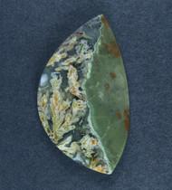 Amazing Priday Plume Agate Designer Cabochon  #18055