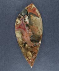 Rare Teepee Canyon Agate Designer Cabochon  #18103