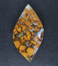 Dramatic Clear Creek Magnesite Designer Cabochon  #18116