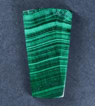 Rare! Chatoyant Malachite Designer Cabochon  #18132
