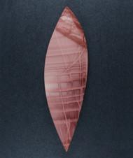 Dramatic Pink Spiderweb Imperial Jasper Cabochon #18151