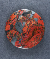 Beautiful Tabu Tabu Jasper Cabochon - Great Color!   #18176