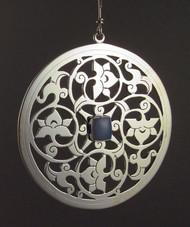 Handmade Sterling Silver Ornament