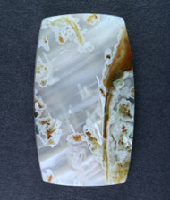 Intricate Horse Canyon Plume Tube Designer Cabochon  #18235