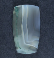 Elegant Coyomito Banded Agate with Green Dots   #18255