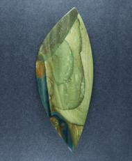 Big Beautiful Blue Mountain Jasper Designer Cabochon  #18298