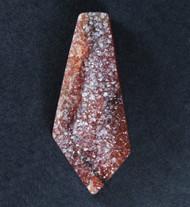 Brilliant Raspberry Druzy on Agate  #18299
