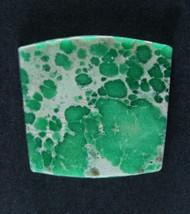 Gorgeous Green Lucin Spiderweb Variscite Designer Cabochon  #18305