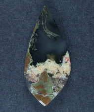 Amazing Priday Plume Agate Designer Cabochon  #18306