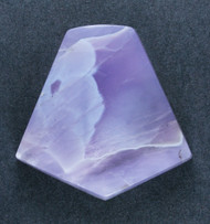 Gorgeous Designer Cabochon of Holly Blue Agate  #18409