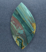 Outstanding Blue Mountain Jasper Designer Cabochon  #18425