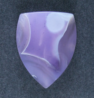 Gorgeous Designer Cabochon of Holly Blue Agate  #18430