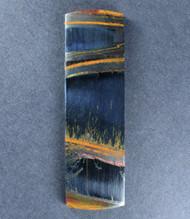 Dramatic Marra Mamba  Cabochon -  Rare Cobalt Blue    #18448