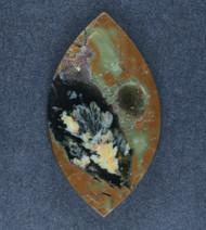 Amazing Priday Plume Agate Designer Cabochon  #18485