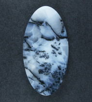 Dramatic Parral Dendritic Agate Cabochon  #18673