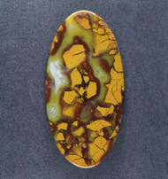Exceptional Old Stock Stone Canyon Jasper Cabochon   #18687