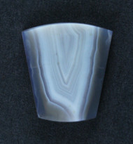 Gorgeous Designer Cabochon of Holly Blue Agate #18752