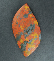 Beautiful Tiger Tail Jasper Cabochon - Great Color!   #18786