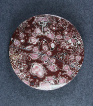 Colorful Hornitos Poppy Jasper Designer Cabochon  #18816