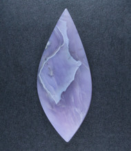 Gorgeous Designer Cabochon of Holly Blue Agate  #18868
