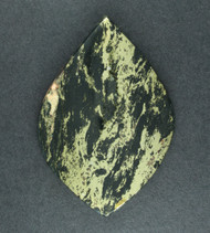 Apache Gold- Pyrite in Agate Designer Cabochon   #18908