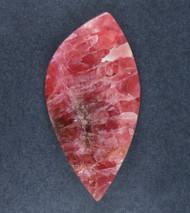 Bright Pink Rhodochrosite Cabochon - Fantastic Colors  #18911