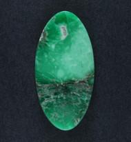 Gorgeous Green Lucin Variscite Designer Cabochon  #18943
