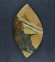 Dramatic Morrisonite Jasper Cabochon-    #18976
