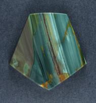 Outstanding Blue Mountain Jasper Designer Cabochon  #18979