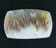 Gorgeous Indonesian Tube Agate Designer Cabochon  #19057