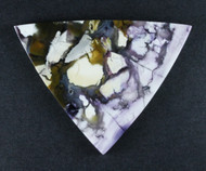 Gorgeous  Brecciated Bertrandite/ Tiffany Stone Cabochon  #19061